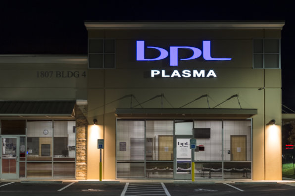 BPL Plasma Entrance by Link Architecture