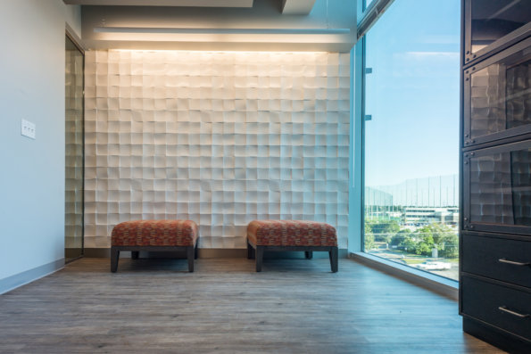 TWC At The Domain's Seating by Link Architecture