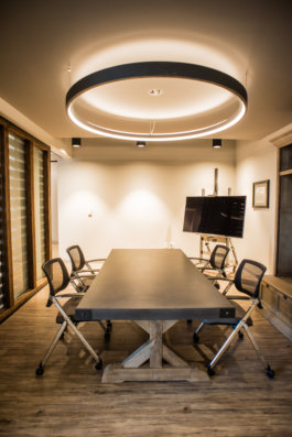 TWC At The Domain's Board Room by Link Architecture